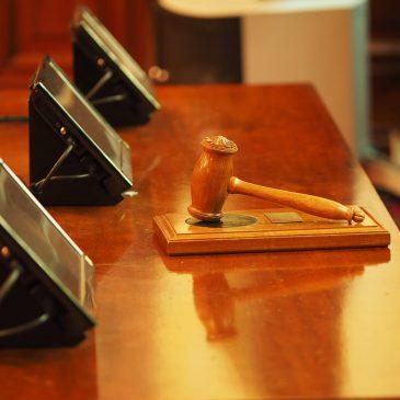 2020. március 15-től rendkívüli ítélkezési szünet van a hazai bíróságokon